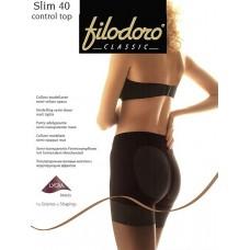 FILODORO SLIM CONTROL TOP 40DEN